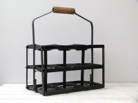 Metal bottle rack collapsible Chehoma