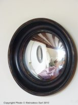 Convex mirror, Chehoma, antique style