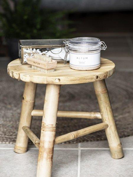 Marke Laursen Hocker aus Bambus