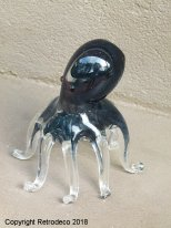 Glass octopus, seaside style, Chehoma