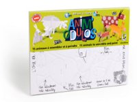 Creative leasure activities Anim'odulos Farm animals Mitik