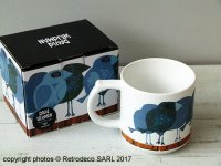 Mug porcelaine Blue Birds David Weidman