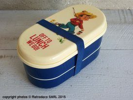 Bento Boy, vintage deco, Rex International
