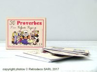 Game for children 30 proverbes pour enfants sages, Marc Vidal