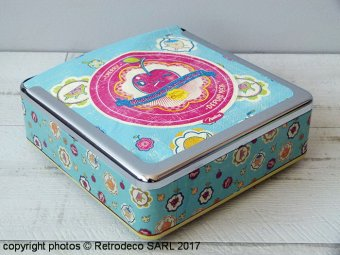 Napkin dispenser 3 plis For Chupa Chups, vintage style, Natives