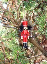 Christmas ornament nutcracker, Christmas decor, Ib Laursen