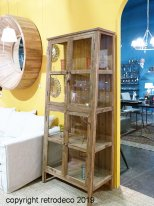 Display cabinet Laval, countryside style, Chehoma