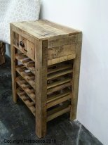 Wooden wine cellar furniture Hanjel