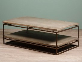 Grey mango low table Lift Chehoma