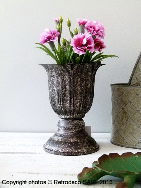 Urn Flanged Tulip Shape, Tobs