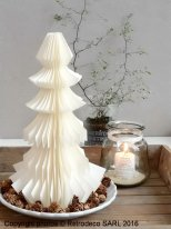 Paper christmas standing, christmas style, Ib Laursen
