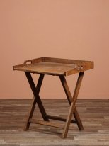Mango side table, antique style, Chehoma