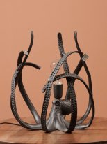 Metal light Octopus Tentacles, seaside decor, Chehoma