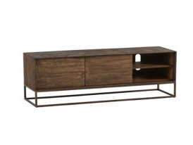 Wooden TV stand Agra, factory decor, Hanjel