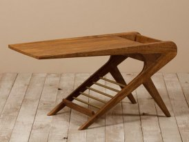 Mango wooden low table Lucky Chehoma