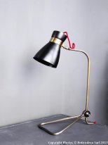 Cocotte desk lamp, industrial decor, Chehoma