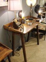 Mango desk Becket, antique decor, Chehoma