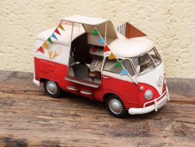 Combi Volkswagen Glace, antique decor, Antic Line