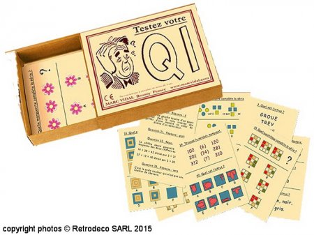 Game Test your QI, Marc Vidal