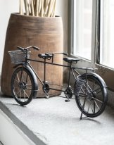 Tandem bike retro, antique style, Ib Laursen
