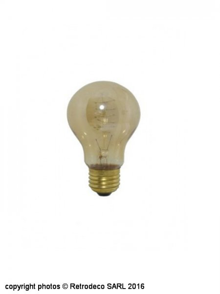 Ampoule à filament décorative boule Bright, Light & Living