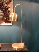 Metal brass lamp Chehoma