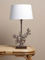 Aluminium lamp Coral, seaside decor, Chehoma