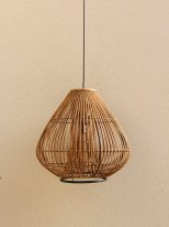 Bamboo hanging light, natural style, Athezza
