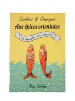 Tea Towel Epices, déco bord de mer, Sphere Inter