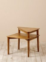 Mango end table Tilt-shift Chehoma
