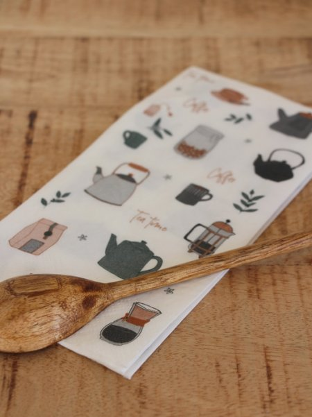 Serviettes en papier Tea time/coffee Ib Laursen
