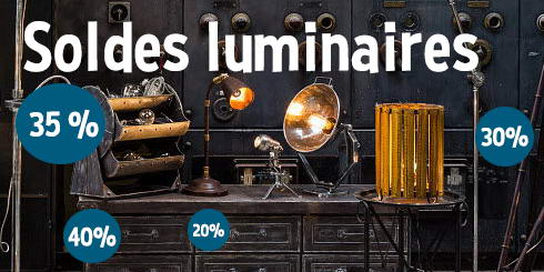 Luminaires Soldes