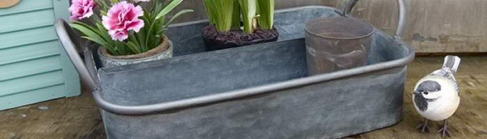 Accessoires d co jardin retrodeco for Accessoires decoration jardin