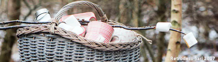 Kitchen Baskets Retrodeco