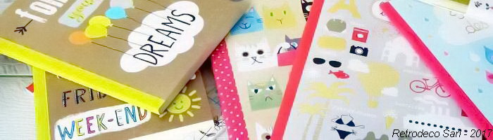 Children Stationery Retrodeco