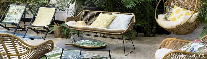 Outdoor furniture Retrodeco