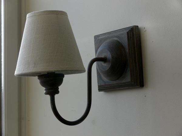 applique moka et abat jour d co de charme sphere inter 007478 retrodeco boutique de. Black Bedroom Furniture Sets. Home Design Ideas