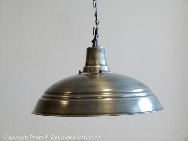 Luminaire zinc