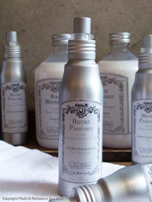 brume parfum e d co de charme le p re pelletier 010090150. Black Bedroom Furniture Sets. Home Design Ideas