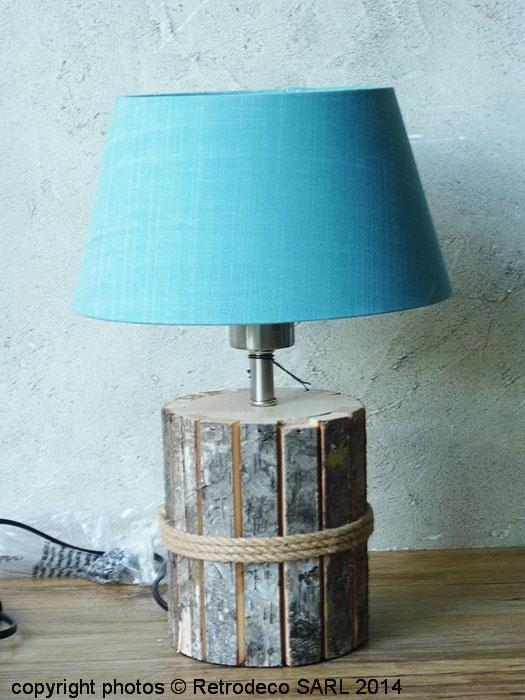 lampe berk d co campagne r trod co ll7019384. Black Bedroom Furniture Sets. Home Design Ideas