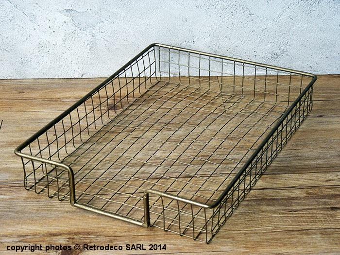 range papier patine laiton d co scandinave 14140ac. Black Bedroom Furniture Sets. Home Design Ideas