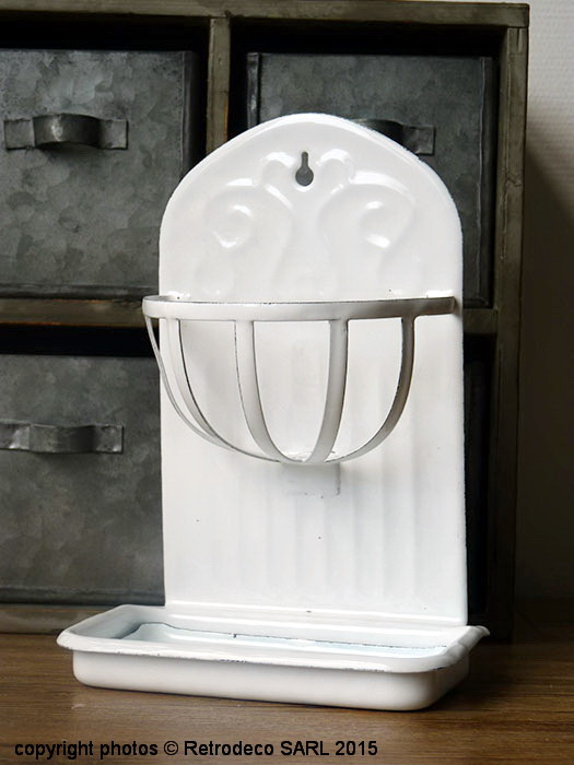 support ponge savon maill d co brocante ib laursen 0428 11. Black Bedroom Furniture Sets. Home Design Ideas