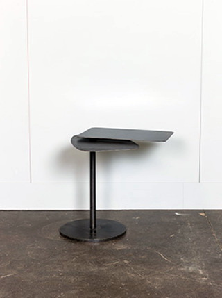 Metal endtable, Level, Chehoma